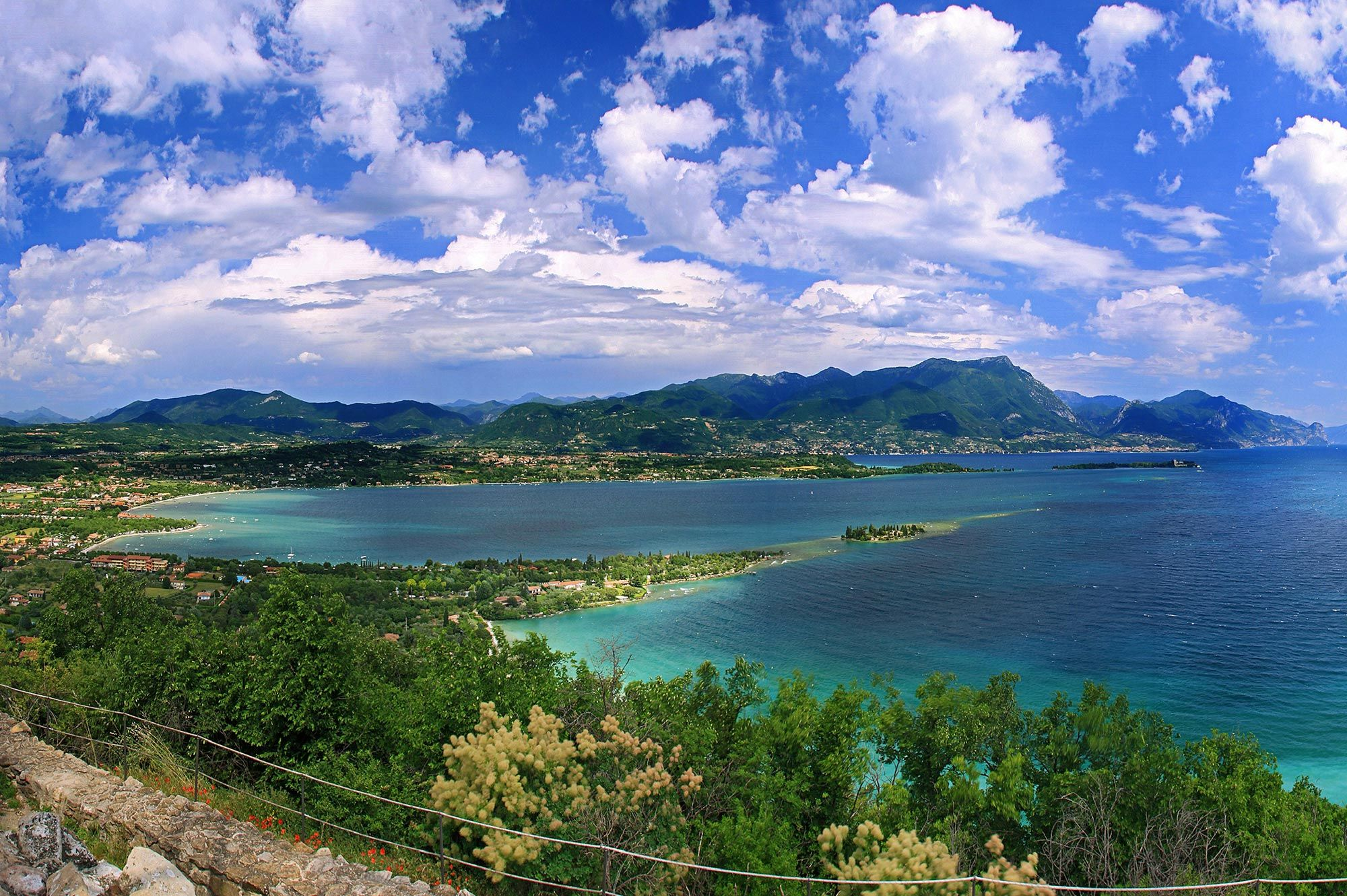 Gabriele D Annunzio Villa Lago Di Garda